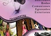 filmaciones ,  fotografía  y ediciones