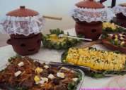 Buffets criollos