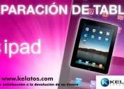 Reparacion de tablets apple ipad, cambio de pantalla, bateria, carcasa
