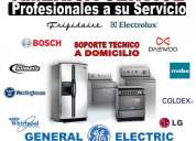 Atencion especializada en general electric en todo lima  refrigeradora y  lavadora