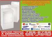 [cerca a su domicilio ]] 799-2752 [ lavadoras y secadoras] servicio tecnico *westinghouse*