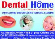 Consultorio dental home