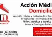 Amd - acción medica a domicilio - tarapoto
