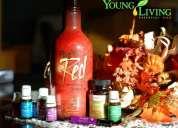 Aceites esenciales young living llegaron al peru!!! unicos en el mercado terapeuticos
