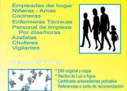 Service aries & fam  agencia de empleos