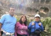 Viaje de promocion a cajamarca
