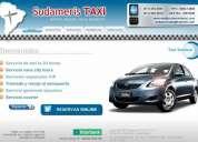 Taxi en la molina sudameris taxi call center 479-8797 /108*8296