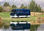 Alquiler de minibus coaster custer 22 , 25 asientos, vans y autos full equipo
