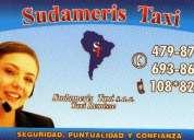 Taxi en san isidro:: sudameris taxi sac /479-8797 / 108*8296
