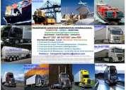 Transporte de carga local nacional internacional lima peru