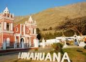 Alquiler de van  con coductor, tranasporte personalizado a lunahuana, paracas, ica, nazca,