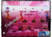Fiestas infantiles en lima -peru  valentika travesuras