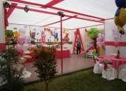 decoraciones tematicas para fiestas infantiles , mickey , minnie , doky ,princesas , lima