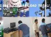 Instalador de sistemas de seguridad electronica cctv