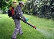 servicio de fumigacion cucarachitas de cocina, fumigacion jardin, fumigaciones