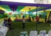 decoracion de barney granjero- fiestas infantiles en lima