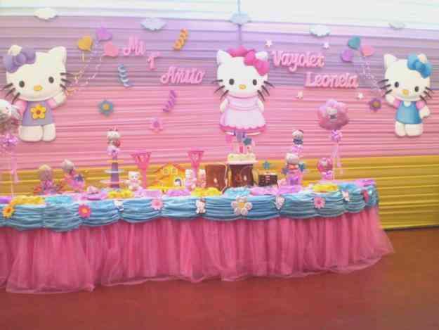 Decoraciones infantiles junio 2012 - Decoracion fiesta princesas disney ...