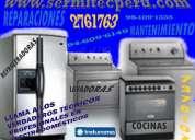 """Indurama """"refrigeradoras - lavadoras y cocinas"""" reparaciones home"""