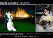 Fotografia profesional bodas video hdv alta definicion