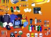 Cintas impresas, portafotochecks, yo-yo, clips, micas, fundas etc