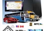 Gps vehicular monitoreo y localizacion