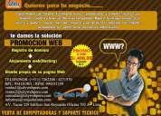 Promocion web - vmj solutions