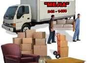 """Mudanzas y transportes """"mejia"""""""