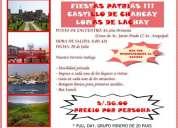 Fiestas patrias - castillo de chancay + lomas de lachay