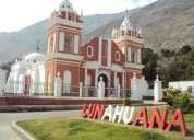 Full day aventura lunahuana