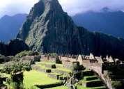 Profesional en turismo  guia turistica en peru