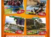 Agencia de viajes - travel peru now