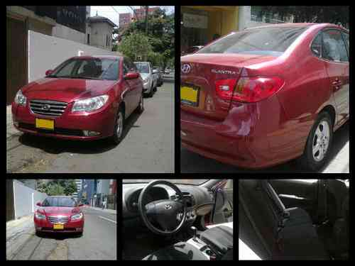 Hyunday elantra aÑo 2008 $ 11,800 USD