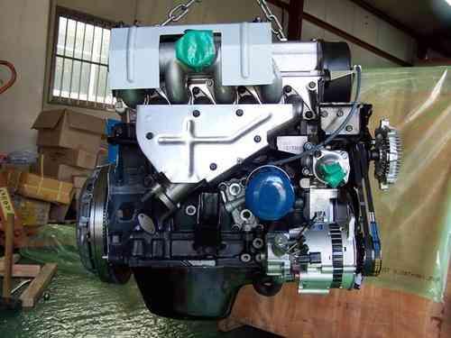 Motores hyundai orginales d4bht d4bft d4bb nuevos S/. 0.00