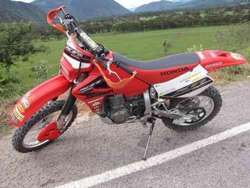 Moto honda xr 650cc - version americana S/. 16,800