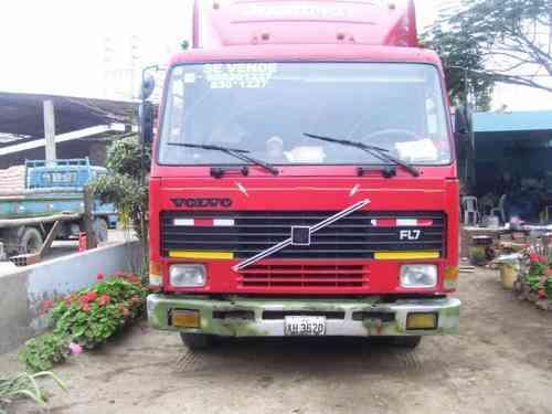 Vendo camion volvo fl7 aÑo 92 $ 32,000 USD