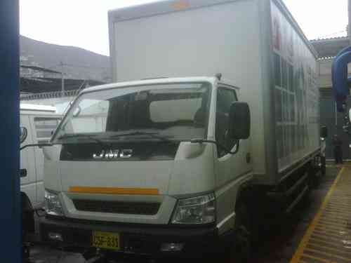 Venta jmc (jiangling-isuzu motor co. ltd.) camiones 0 kms $ 13,990 USD