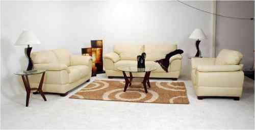 Muebles de sala 3 2 1 sillones seccionales sof s Muebles seccionales lima