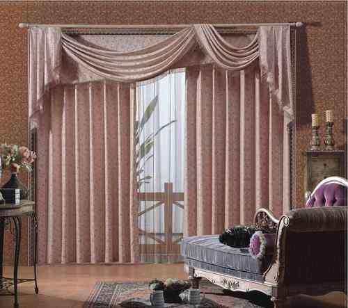 Ultimos modelos cortinas imagui for Modelos de cortinas de tela