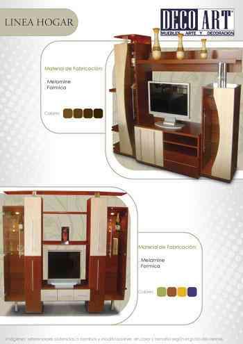 Muebles para televisor jaz n hogar jardin muebles - Muebles para teles ...