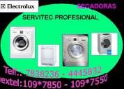Servicio tÉcnico secadoras electrolux lima