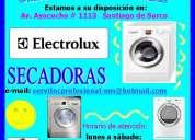 Servicio tÉcnico secadoras electrolux lima 7265565 servicio técni