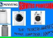 7265565 servico tÉcnico lavadoras maytag lima  servitec profesion