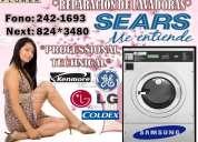Servicio tecnico de lavadoras lg-samsung-daewoo-whirlpool