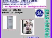 servicio tecnico refrigeradoras general electric 7265565 lima