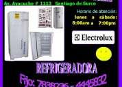 %% servicio tecnico refrigeradores electrolux lima 7265565 %%