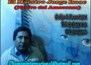 Amarres de amor efectivos y garantizados por jorge isaac mora. chaman amazónico
