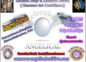 Amarres angelicales efectivos al 100% con hechos