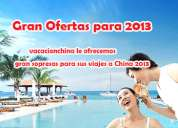 Turismo china para sus vacaciones china 2013-vacacionchina.com