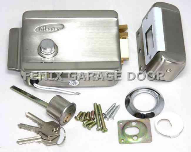 INSTALACIÓN DE CHAPAS ELÉCTRICAS - 4063366