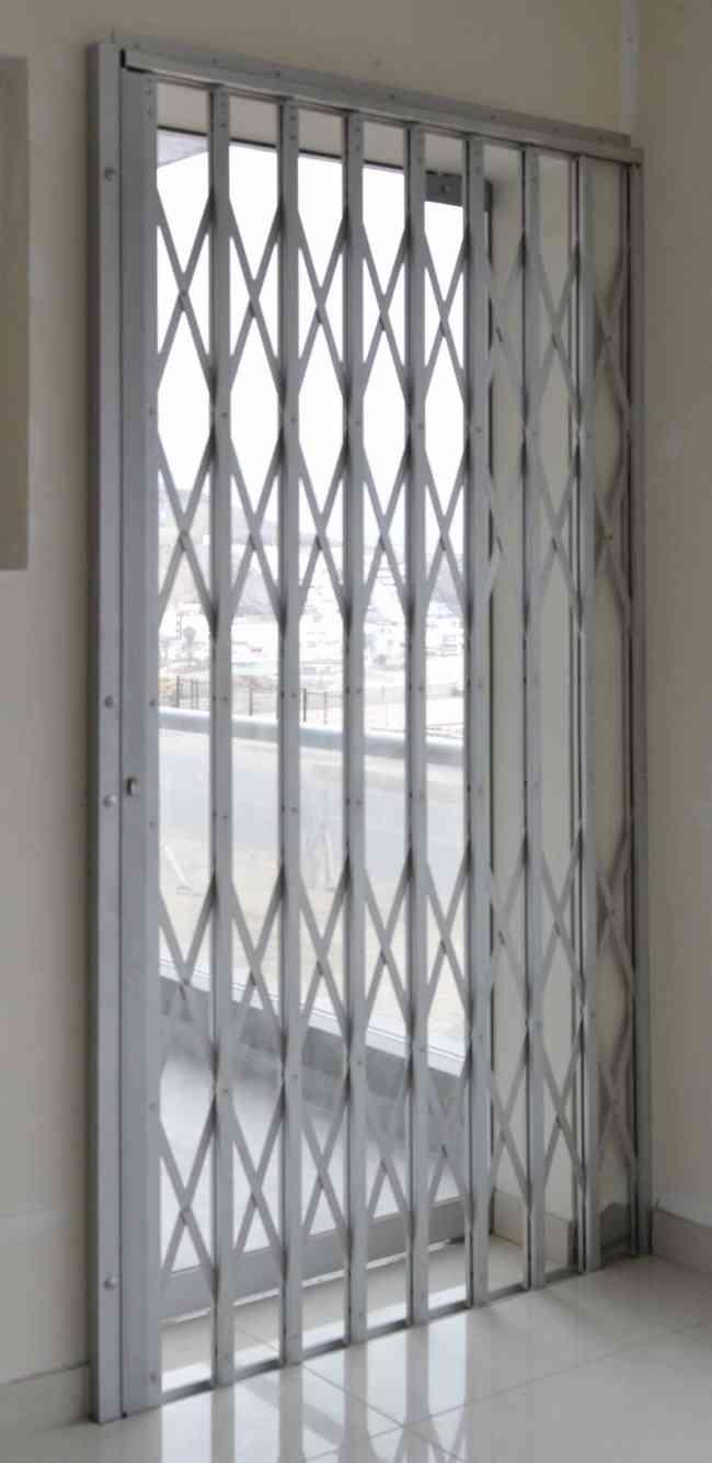Puertas ventanas y rejas metlicas car interior design for Modelos de puertas metalicas